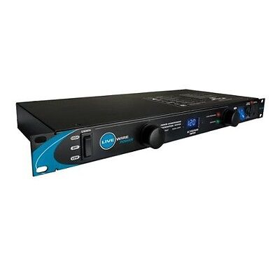 Live Wire Power Conditioner and Distribution System. Free Shipping