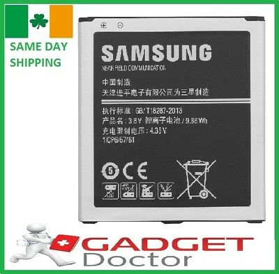 Genuine Replacement Battery For Samsung Galaxy J3 (2016) J320F  Duos EB-BG530BBC