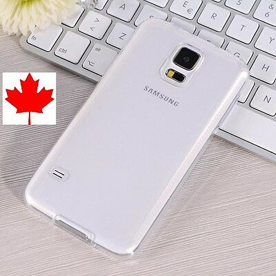Samsung Galaxy S5 / S5 NEO Case -Superior Crystal Clear Gel Case / Best Quality
