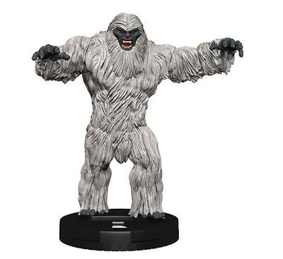 Heroclix Abominable Snowman 005 Holiday Op Kit