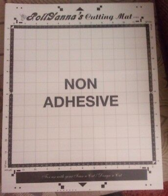 Scan N Cut Pollyanna's Cutting Mat (Also fits Design n Cut & CMQ)