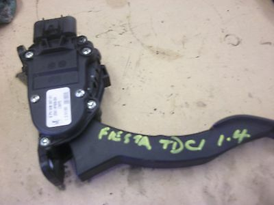 Ford Fiesta 1.4 Tdci 2004  Eac Electronic Accelerator Control Pedal Unit
