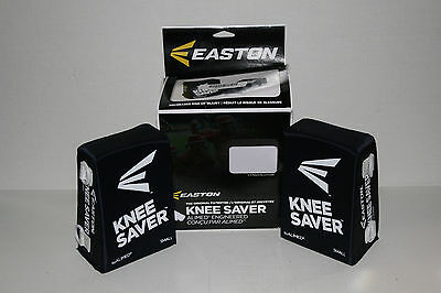Easton Catchers Black Knee Saver Size= S Small