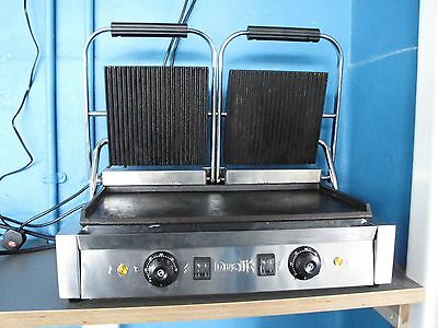 dualit double contact panini/grill