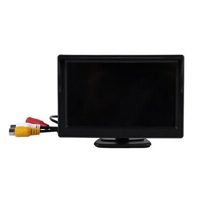 "New 5"" 800*480 TFT LCD HD Screen Monitor for Car Rear Rearview Backup Camera DT"