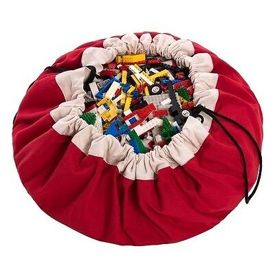 Play and Go Storage Bag Red