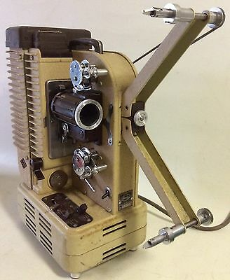 Vintage Eumig 8mm Projector-Working