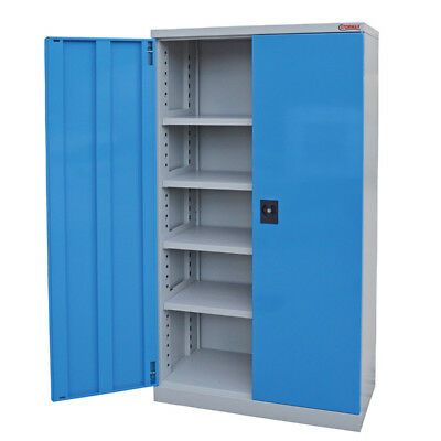 Stormax Full Height Cabinet 1800x900x450mm (HxWxD) - Shipping Aust Wide
