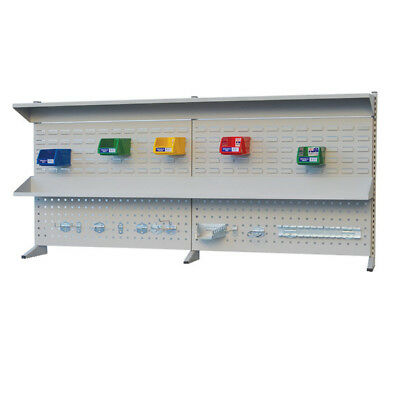 Stormax Work Bench Back Panel Set (to suit bench B8107) - Shipping Aust Wide