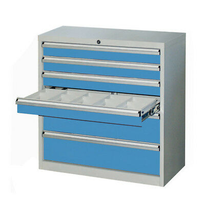 Stormax Industrial Tooling Cabinet Drawer Unit (900x900x450mm) HxWxD - Shipping
