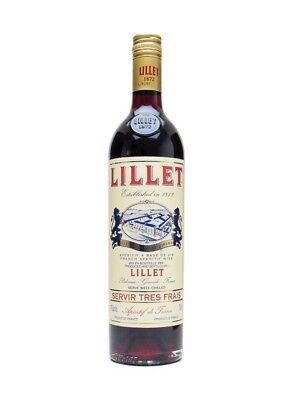 Lillet Rouge French Aperitif 750ml