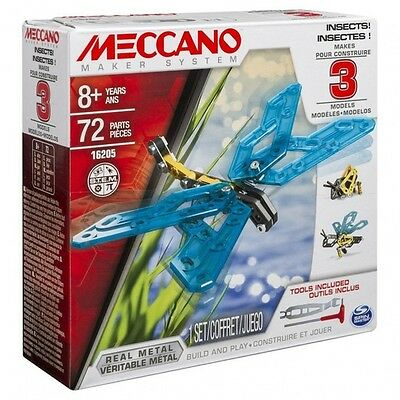 Meccano Insects 3 Model Kit