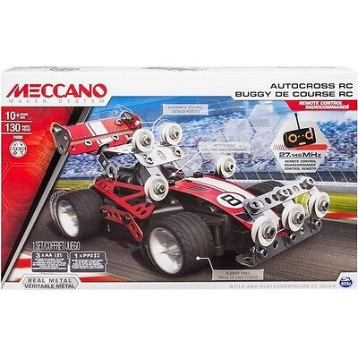 Meccano RC Autocross Buggy