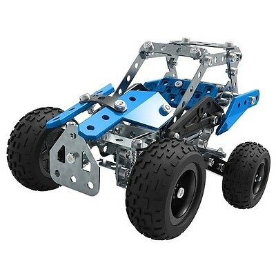 Meccano Off-road Rally Buggy 15 Models Kit