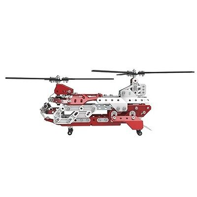Meccano Aerial Rescue 20 Models Kit