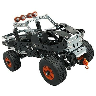 Meccano 4x4 Off-road Truck 25 Models Kit