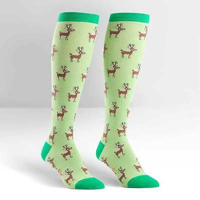 Sock it to me Women's Knees Sock Reindeer Games