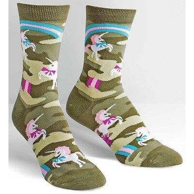 Sock it to me Women's Crew Sock Uni-Camo