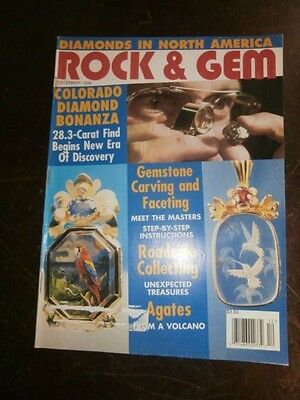 ROCK & GEM MAGAZINE December 1996