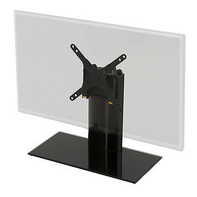Table Top Base Replacement Pedestal Stand With Universal Bracket For 12 - 32""