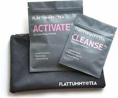 SALE Flat Tummy Tea FT Two - Two Week Pack - Weight Loss - Detox - Slimming