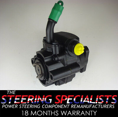 Land Rover Defender 2.5 TD5 1998-2005 Genuine Reconditioned Power Steering Pump