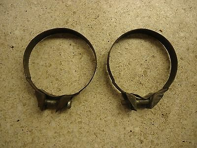 71-73 Honda Cb Cl 350 Cl350 Carb To Engine Intake Boot Clamp Band 16223-317-000