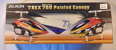 ALIGN T-REX 700NB Nitro Painted Canopy HC7270 NEW