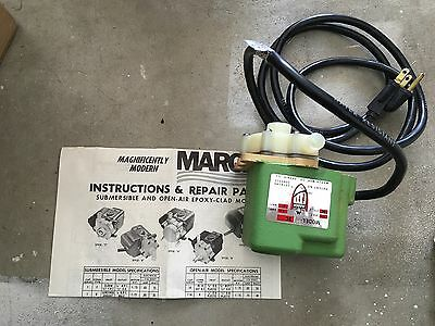 March Model 2 C Submersible Pump New In Box