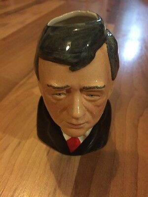 Bairstow Manor And Carlton Ware Political Character Jug - Gordon Brown