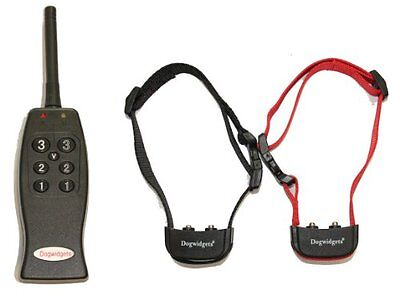 2 Dog Training Collar With Remote Vibration Only E-Collar No Shock Pet Traine...