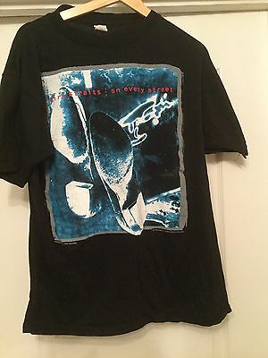 A Dire Straits On Every Street Concert T Shirt Size Large
