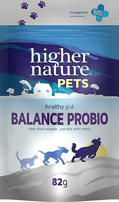 Higher Nature Balance Probio for Dogs & Cats 85g for Healthy Gut