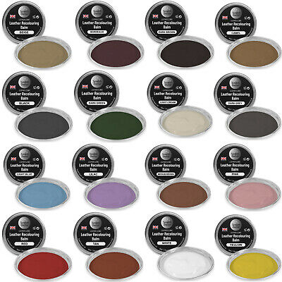 Leather Colour Restorer for VOLVO Leather Car Interiors, Seats etc.
