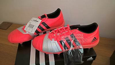 Adidas ff80 2.0 TRX SG II rugby boots uk size 9 or football