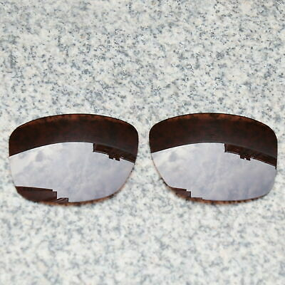 6fa2cab642 RAWD Bronze Brown Replacement Lenses for-Oakley Jupiter Squared POLARIZED