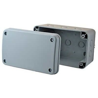 BG WPBJB1-01 Weatherproof IP55 Enclosure 180 x 110 x 100mm