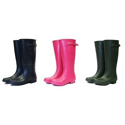 Town & Country TFW2530 Bosworth Green Wellington Boots Size 4