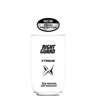 Right Guard 1844739 Xtreme Invisible Roll On Anti Perspirant 50ml