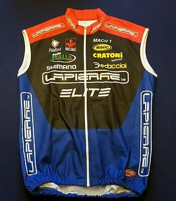 Lapierre Windstopper Weste Bike Rad Mtb Gr.l
