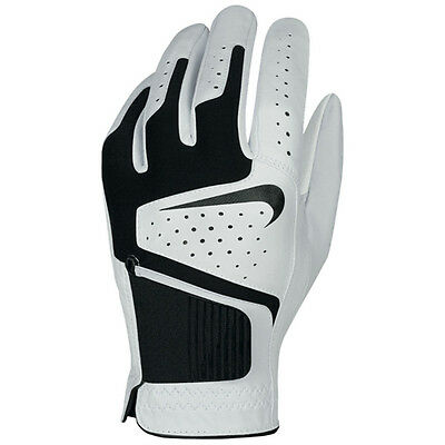Nike Dri-Fit Tech II Leather Golf Glove | Small | For Right-Handed Golfer