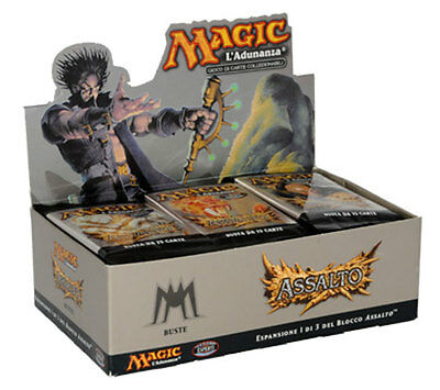Magic the Gathering Magic Assalto box 36 buste