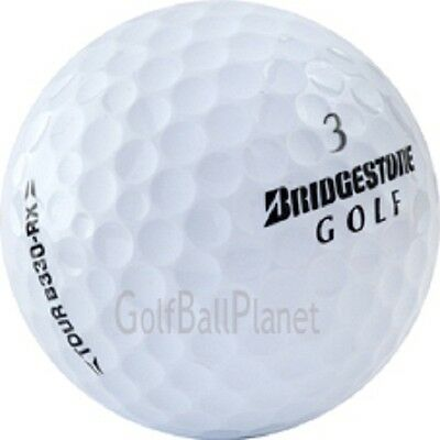 50 AAA+ Bridgestone B330 RX Used Golf Balls