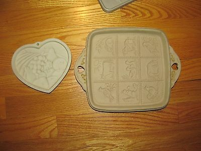 Pampered Chef/brown Bag Cookie Molds