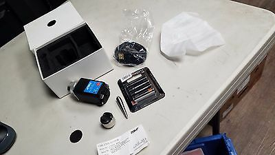 SKF MicroVibe CMVL 4000-ML Wireless Vibration Meter New Open Box