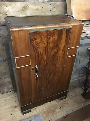 Superb Art Deco Style Tallboy