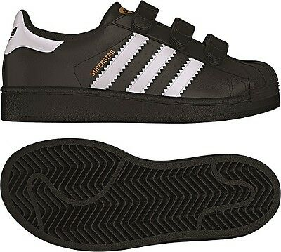 ADIDAS SUPERSTAR FOUNDATION CF C Kinder Freizeitschuh B26071