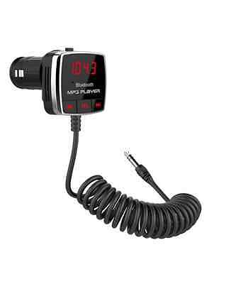 Brand New Car Bluetooth A2DP 3.5mm AUX Stereo Audio Receiver and FM Transmitter