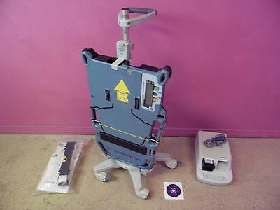 Zoll Autopulse 100 CPR Platform w/ New Multi-Chemistry Battery Charger & Stand