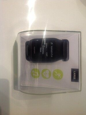 TOMTOM RUNNER 2 Cardio + Music GPS Watch ( Black/Anthracite - Large )